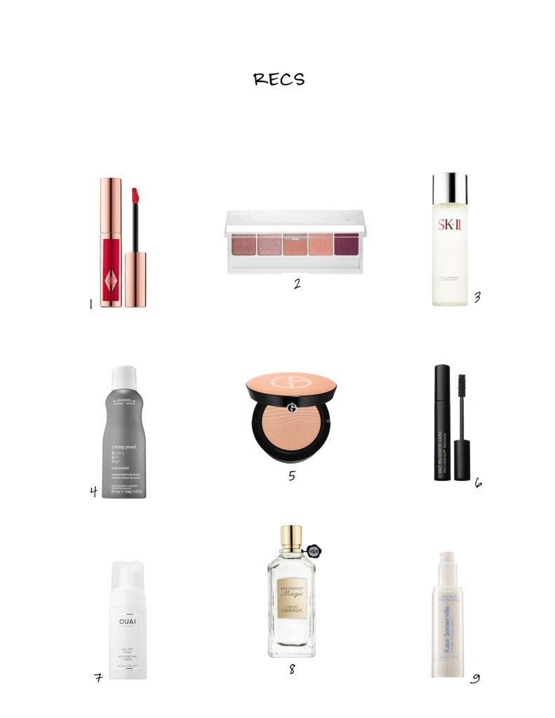 sephora spring bonus 2019 sale product recommendations list
