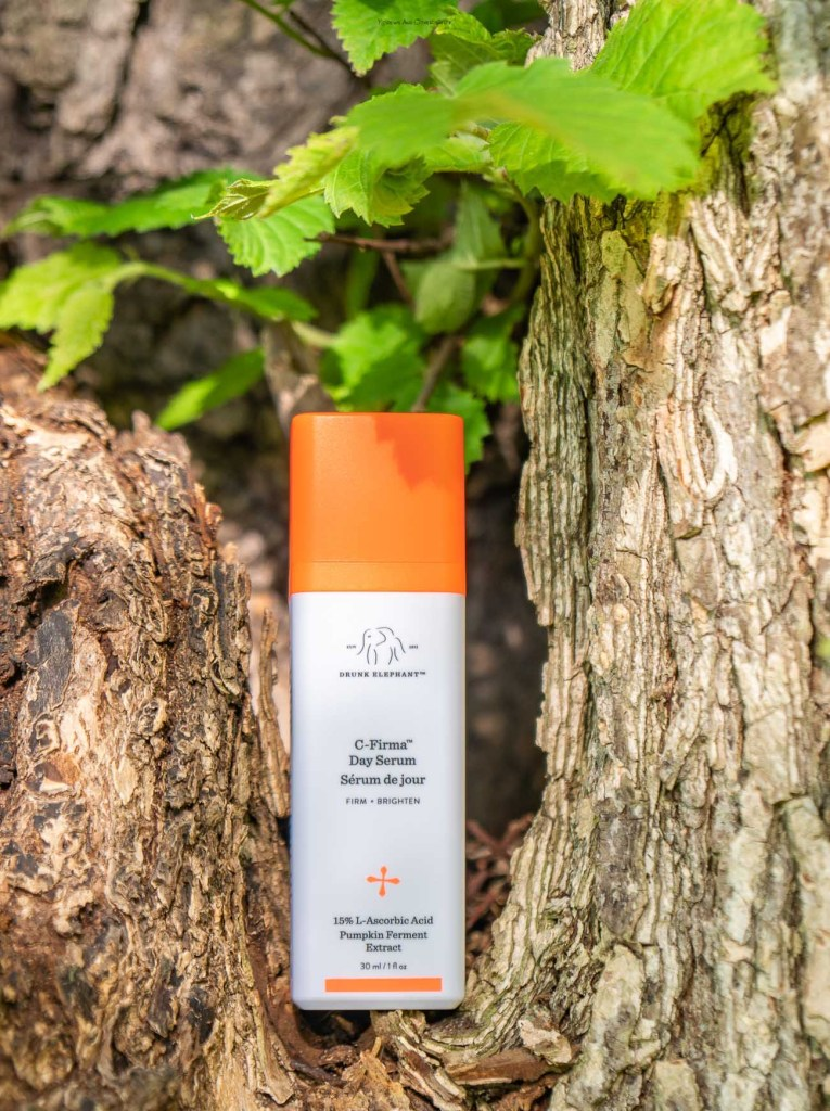 Drunk Elephant C-Firma Vitamin C Day Serum review photo