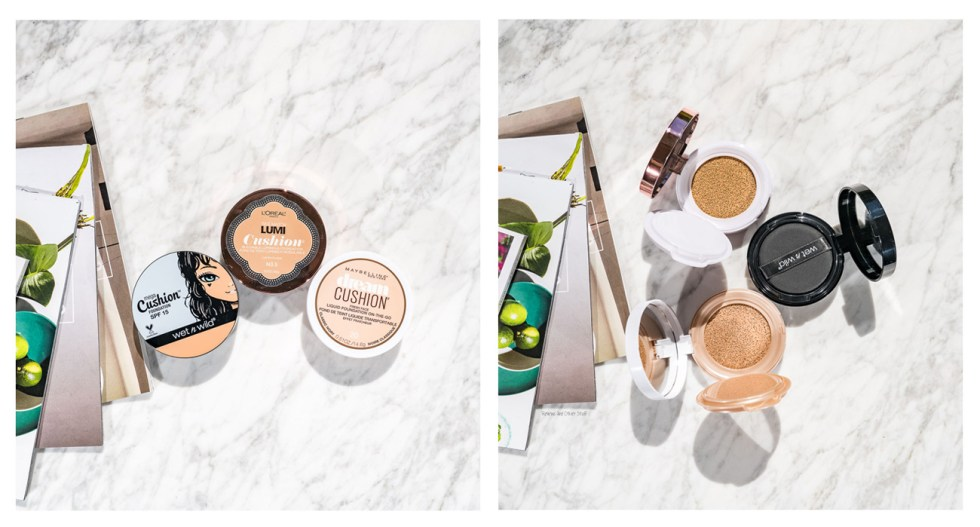 drugstore cushion foundation