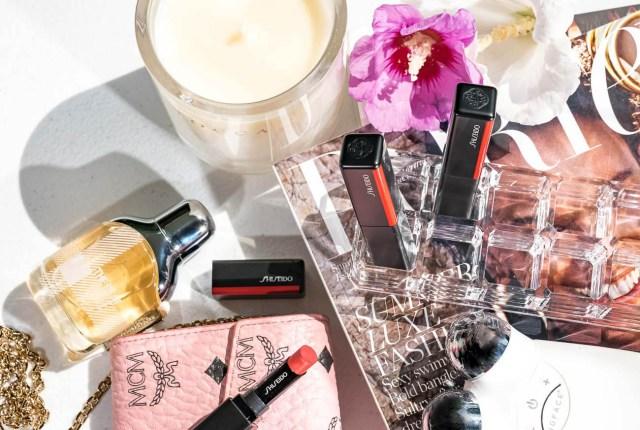 Shiseido VisionAiry Gel Lipstick review