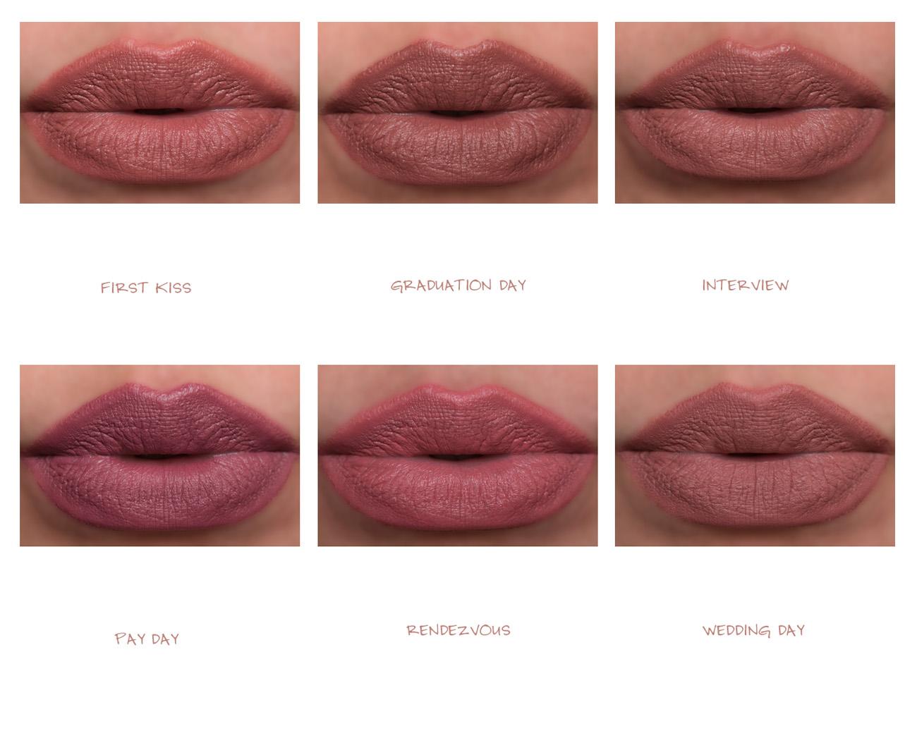 Power Bullet Matte Lipstick by Huda Beauty #8