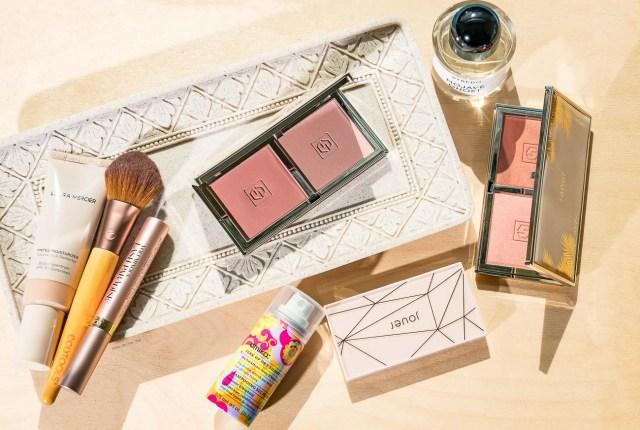 Jouer Cosmetics Blush Bouquet Palettes