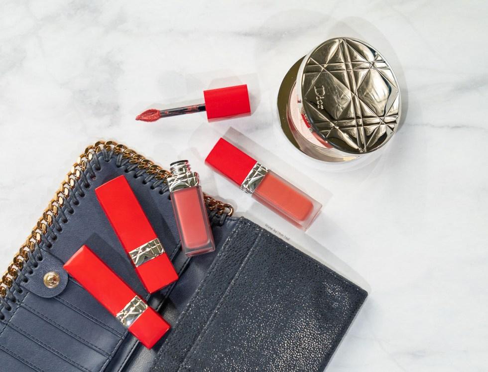Dior Rouge Dior Ultra Care Lipstick & Liquid Lipsticks