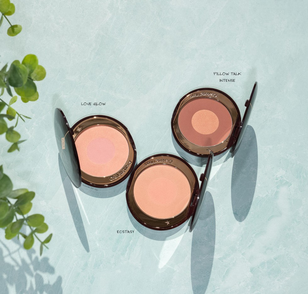 charlotte tilbury cheek to chic blush review