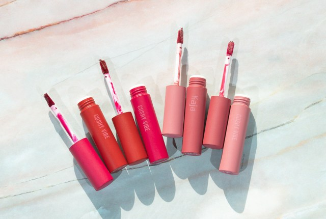 Kaja Beauty Cushy Vibe High-Pigment Lip Stain review