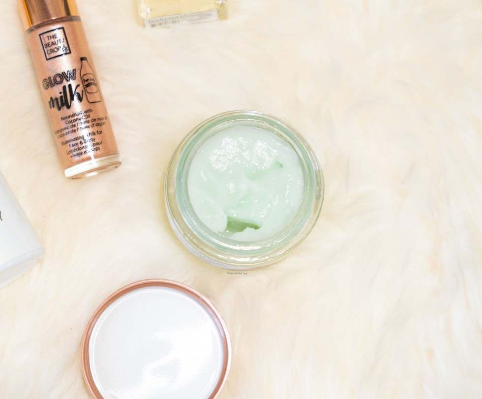 Volition Beauty Celery Green Cream review