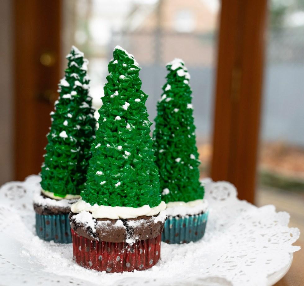 christmas cupcake muffin brownie recipe
