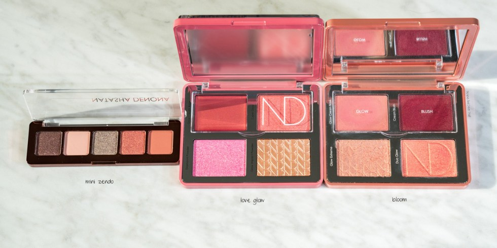 natasha denona love palette mini zendo palette review