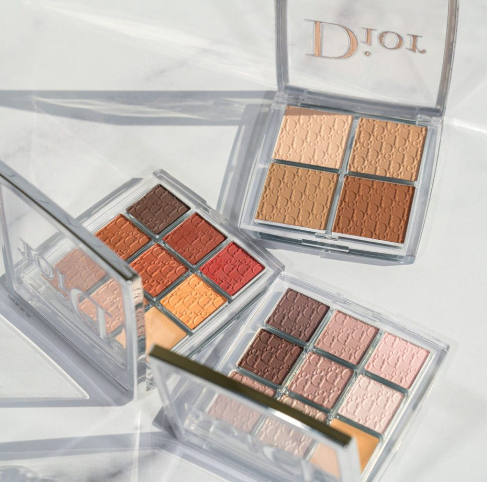 dior backstage eyeshadow palette review