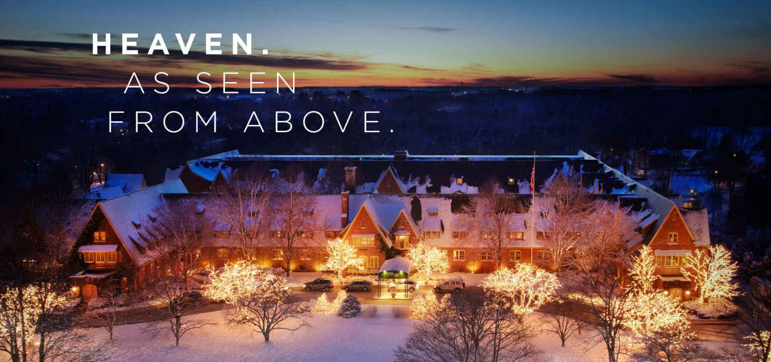 TRAVEL: Holidays at Kohler