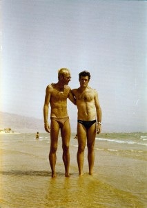 in the sinai--amos and yossi