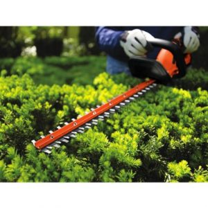 BLACK+DECKER LHT2220 22-Inch 20-Volt Lithium Ion Cordless Hedge Trimmer, Includes 20v Battery