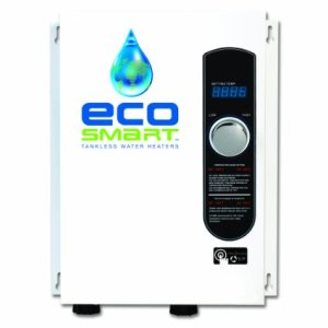 Ecosmart ECO 18 Electric Tankless Water Heater, 18 KW at 240 Volts with Patented Self Modulating Technology