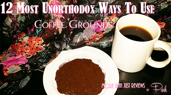 12-Most-Unorthodox-Ways-To-Use-Coffee-Grounds