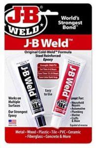 J-B Weld 8265S Original Cold-Weld Steel Reinforced Epoxy