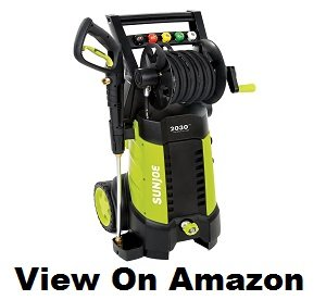 Sunjoe Power Washer