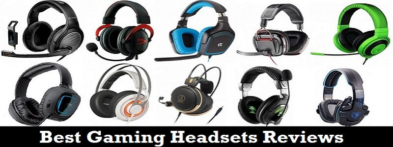 Best Gaming Headset 2017 Reviews – PC, PlayStation And Xbox