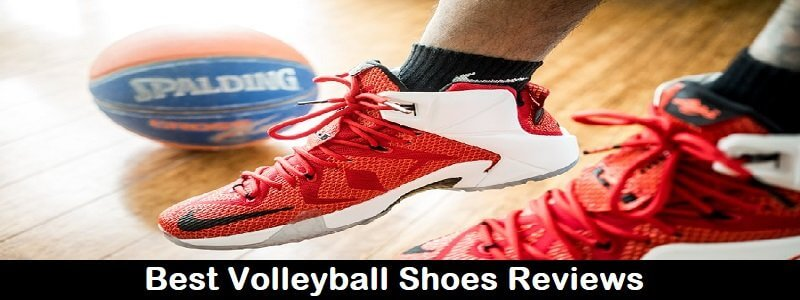 Volleyball Shoes Reviews