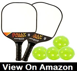 Pickleball Paddle by Rally Tyro