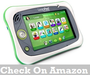 best tablets for 3-5 year olds