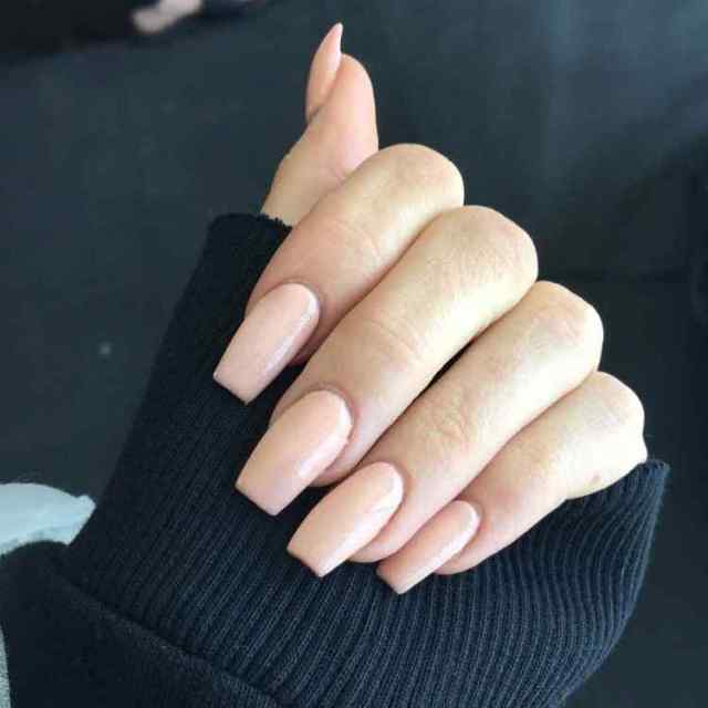Kylie Jenner's Beautiful Nail