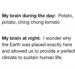 Night Philosophy