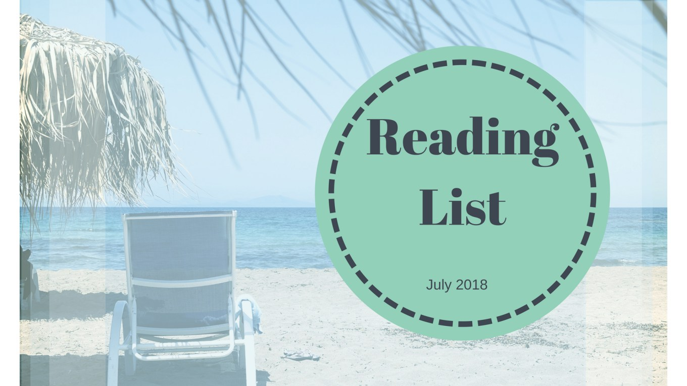 Reading List - July 2018
