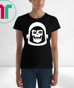 Zombie Astronaut T-Shirt - Reviewshirts Office
