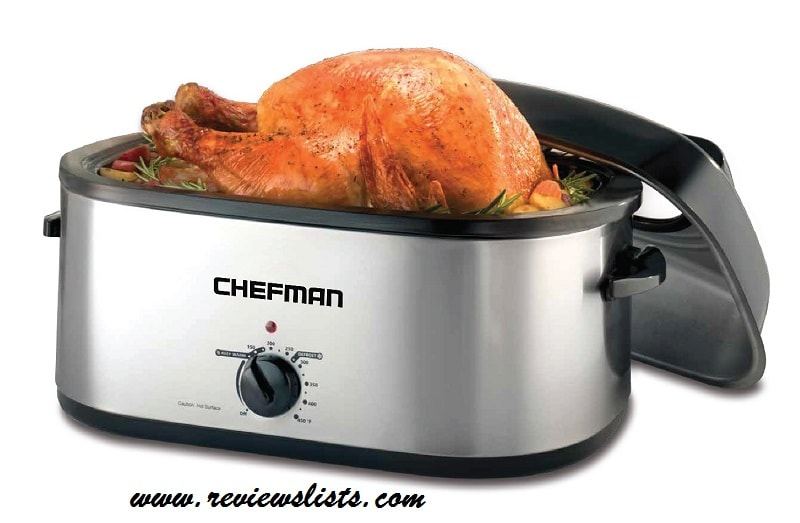 Chefman Roaster Oven w/Window Slow cooker