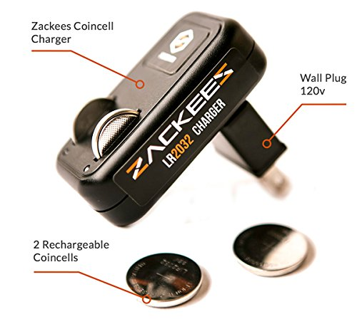 Zackees LR 2032 Charger