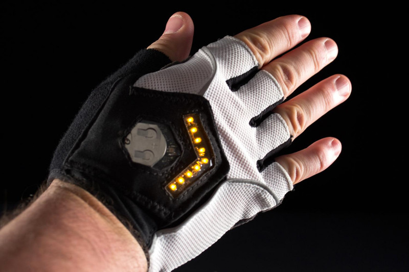 Zackees Turn Signal Bike Gloves Review