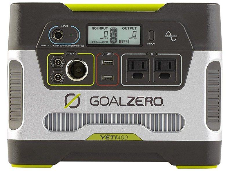 Goal Zero Yeti 400 Review