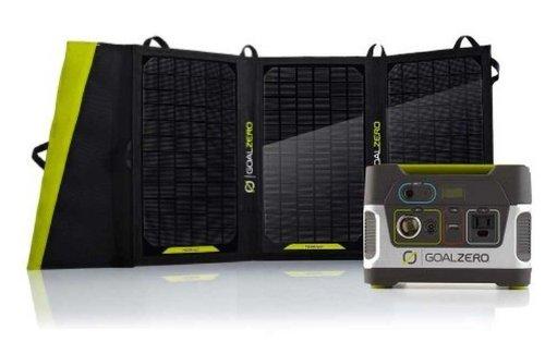 Goal Zero Yeti 150 Complete Kit
