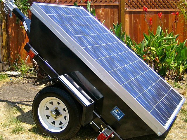 What Is A Solar Power Generator