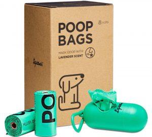 Best Eco-Friendly Scented Dog Poop Bag