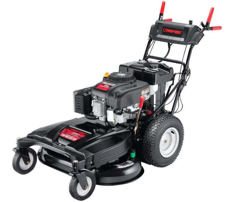 Best Troy-Bilt Electric Start Mower
