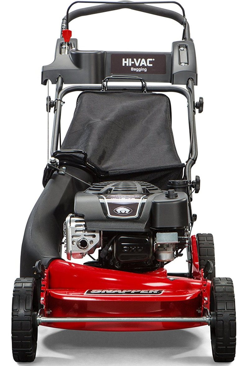 Snapper 3-N-1 Push Lawn Mower with 21-Inch Mower Deck and ReadyStart System