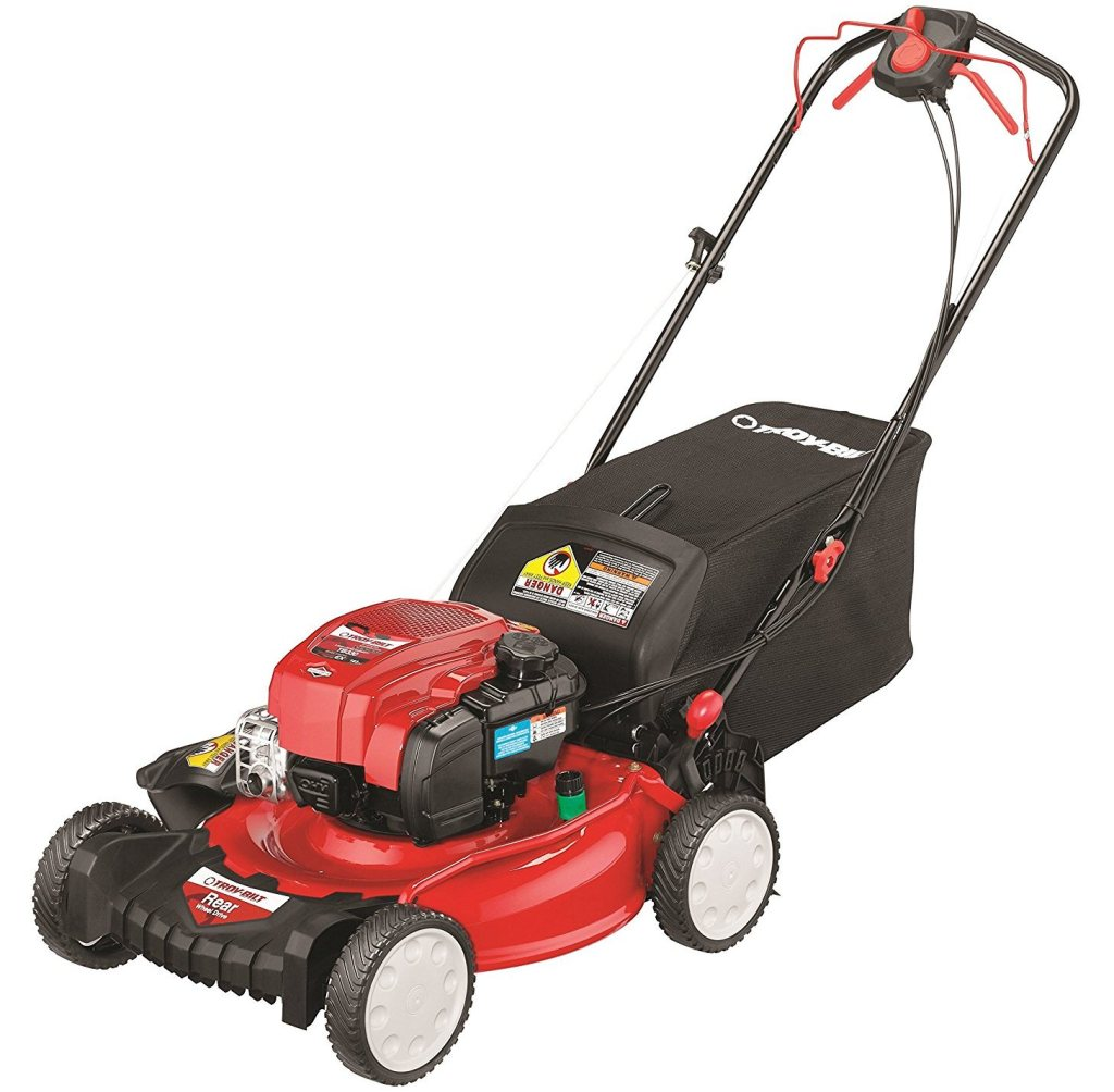 Troy-Bilt Best Lawn Mowers For The Money
