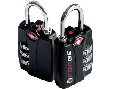 Best Forge TSA Approved Luggage Locks