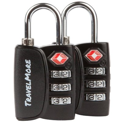 Most Secured TSA Approved Travel Luggage Lock