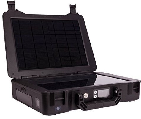 Renogy Phoenix Portable Generator All-In-One Solar Kit As An Alternative To Yeti 400