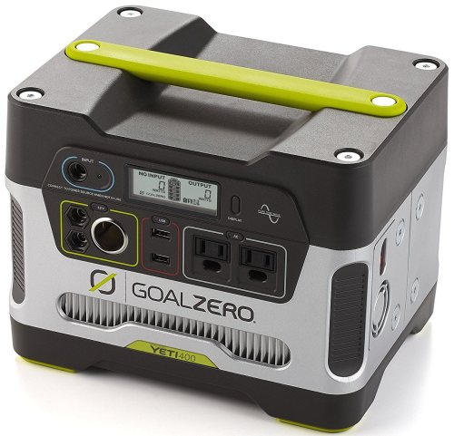 Goal Zero Yeti 400 As Alternative To Kalisaya KP401