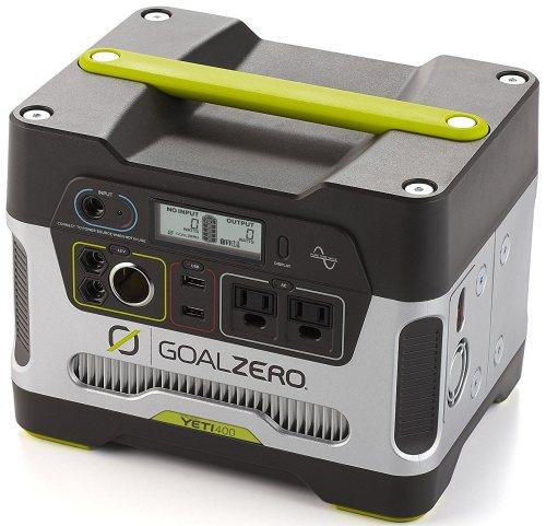 Goal Zero Yeti 400 As Alternative To Kalisaya KP401
