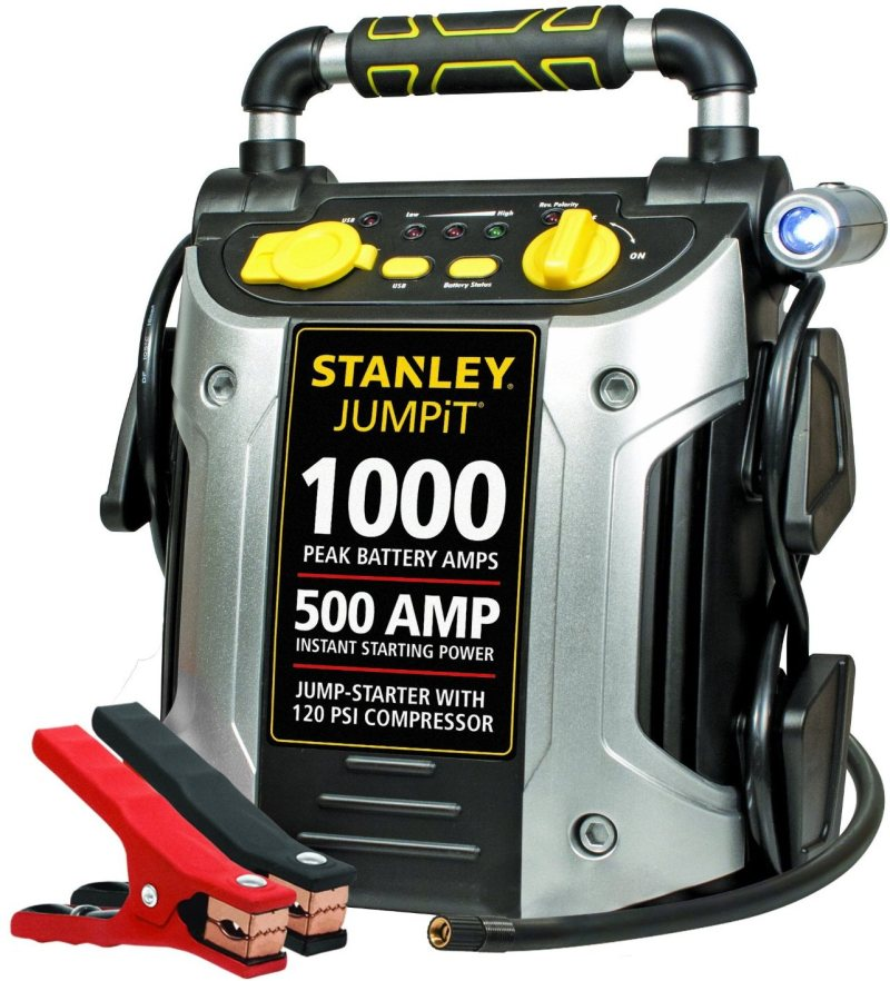 Best Jump Starter And Tire Inflator