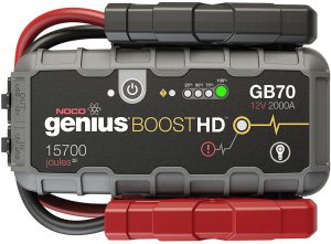 Best Lithium Ion Portable Jump Starter For Cars And SUVs