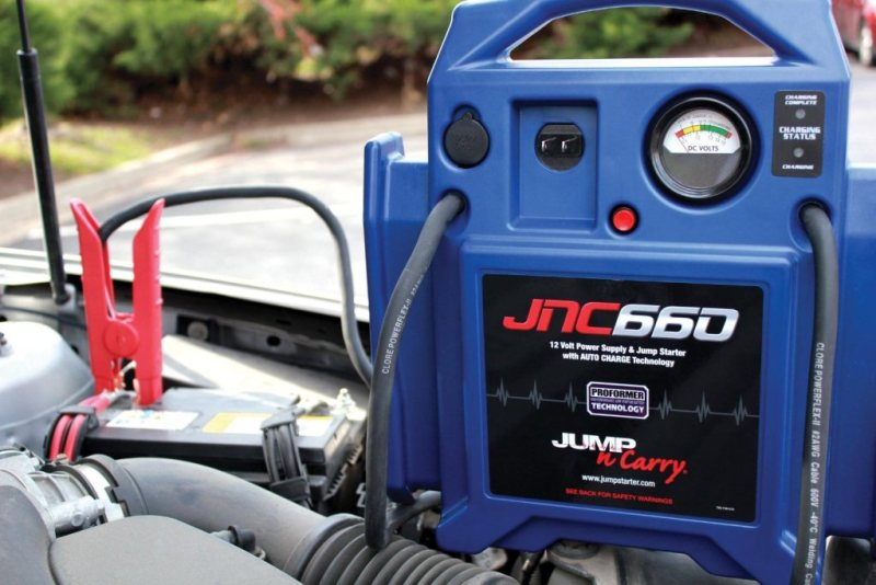 Best Portable Car Jump Starters