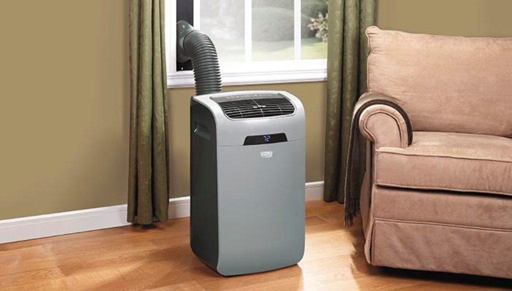 top 10 best portable air conditioners of 2018 reviewed. Black Bedroom Furniture Sets. Home Design Ideas