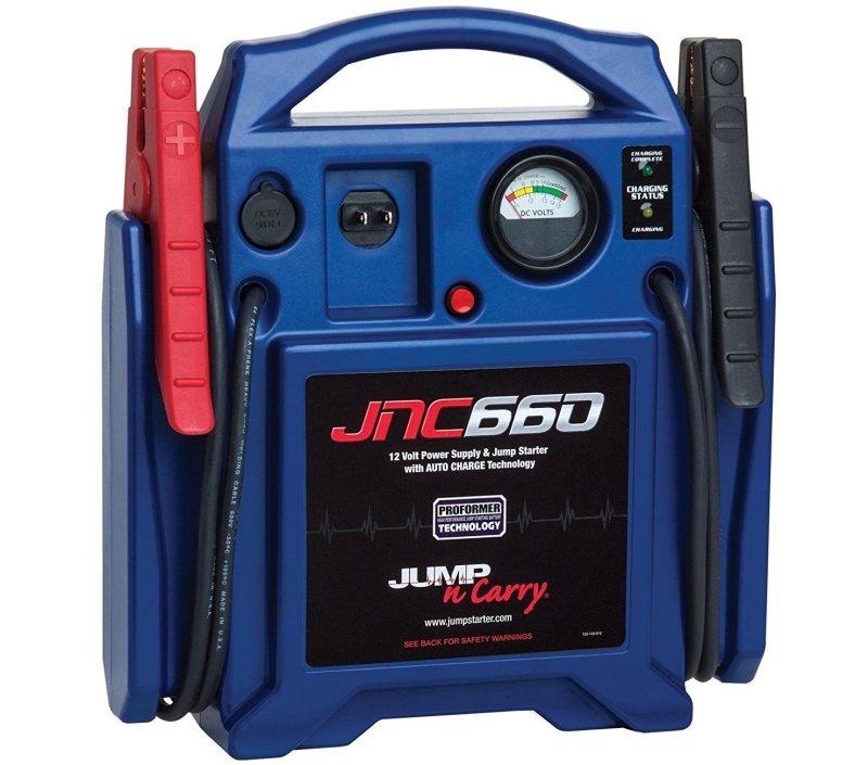 Jump-N-Carry JNC660 12V Jump Starter