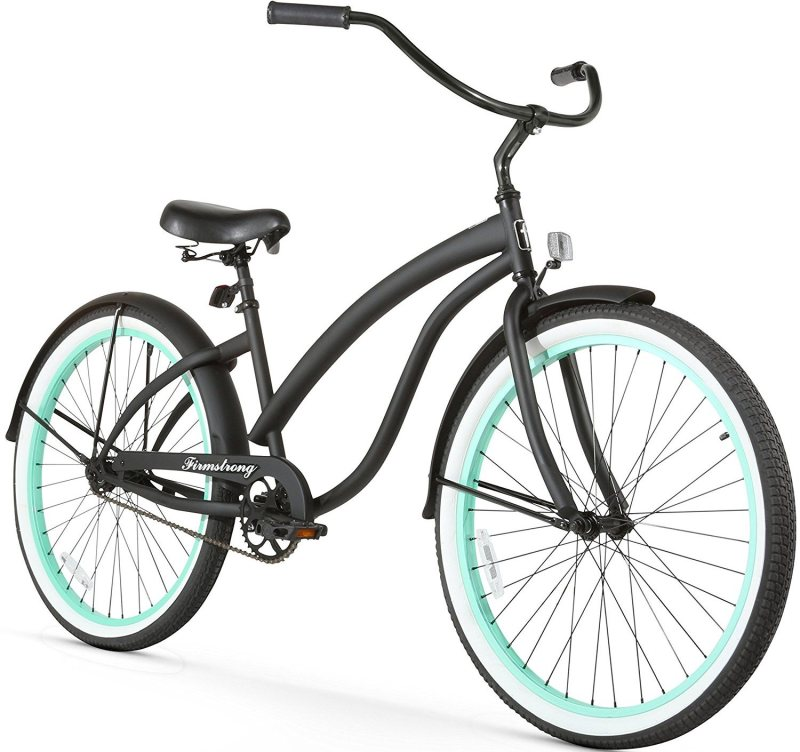 Firmstrong Bella Women's Beach Cruiser Bicycle Review