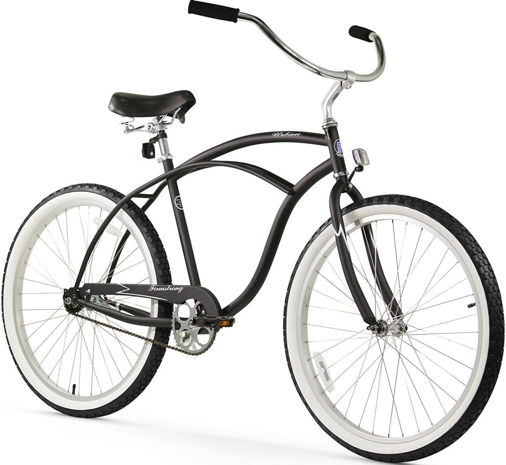 2.Firmstrong Urban Man Beach Cruiser Bicycle Review